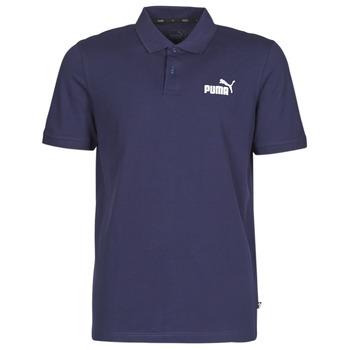 Clothing Men Short-sleeved polo shirts Puma PIQUE POLO Marine