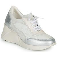 Shoes Women Low top trainers Hispanitas TOKIO White / Silver