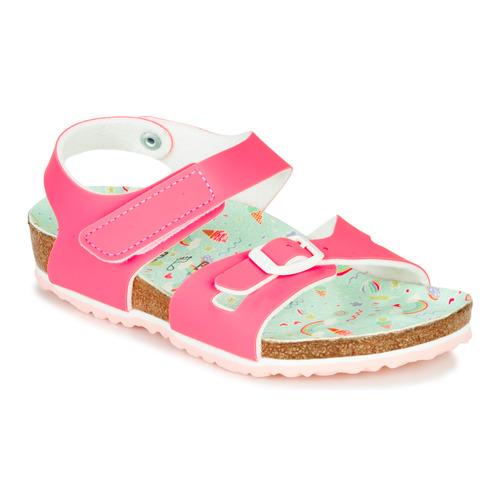 Shoes Girl Sandals Birkenstock COLORADO Pink
