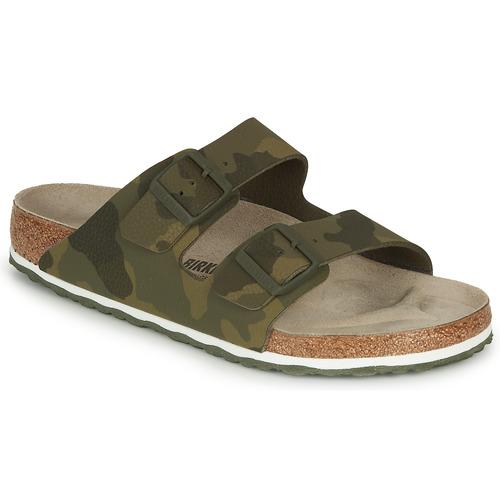 Shoes Men Mules Birkenstock ARIZONA Green