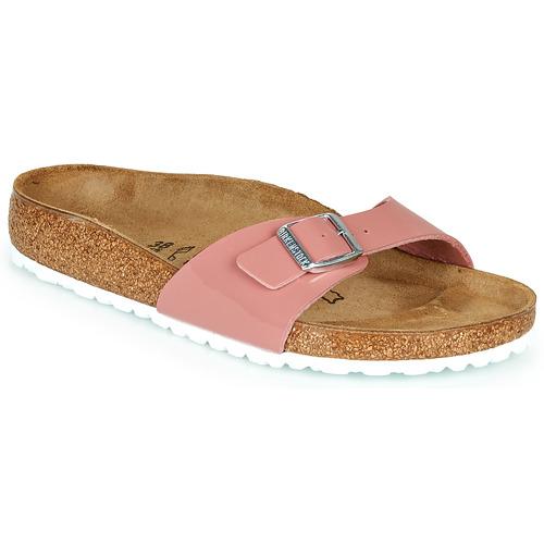 Shoes Women Mules Birkenstock MADRID Pink
