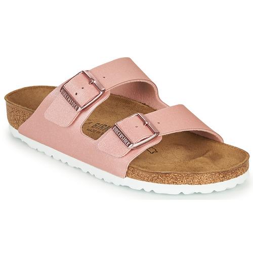 Shoes Women Mules Birkenstock ARIZONA Pink