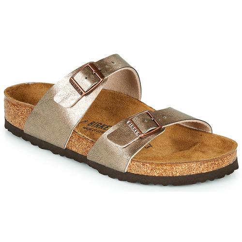Shoes Women Mules Birkenstock SYDNEY Pink