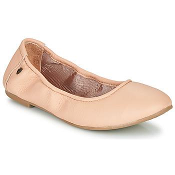 Shoes Women Flat shoes Minnetonka ANNA Pink