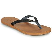 Shoes Women Flip flops Roxy JYLL III Black