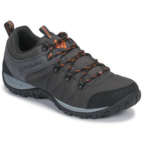 Shoes Men Multisport shoes Columbia PEAKFREAK VENTURE LT Grey
