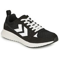 Shoes Men Low top trainers Hummel COMPETITION Black