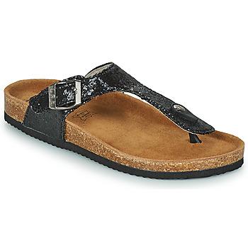 Shoes Women Mules Les Petites Bombes TANIA Black