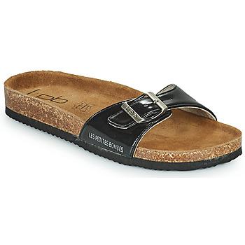 Shoes Women Mules Les Petites Bombes ROSA Black