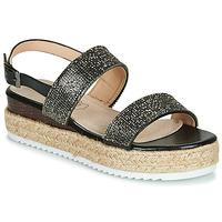 Shoes Women Sandals Les Petites Bombes CHLOE Black