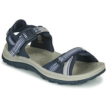 Shoes Women Walking shoes Keen TERRADORA II OPEN TOE SANDAL Blue