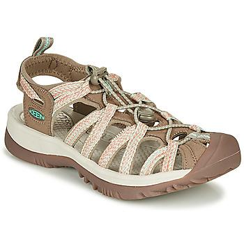 Shoes Women Outdoor sandals Keen WHISPER Beige