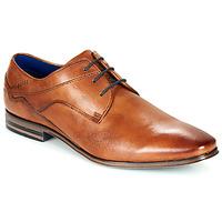 Shoes Men Derby Shoes Bugatti MORINO Brown