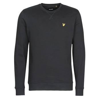 Clothing Men sweaters Lyle & Scott NIALA Black