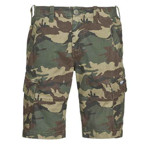 Clothing Men Shorts / Bermudas Superdry CORE CARGO SHORTS Camo