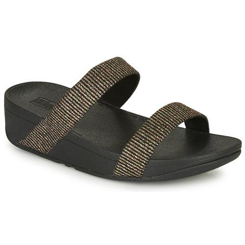 Shoes Women Sandals FitFlop LOTTIE  black / Gold