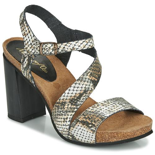 Shoes Women Sandals Metamorf'Ose GAFA Python