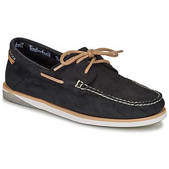 Shoes Men Boat shoes Timberland ATLANTIS BREAK BOAT SHOE Black