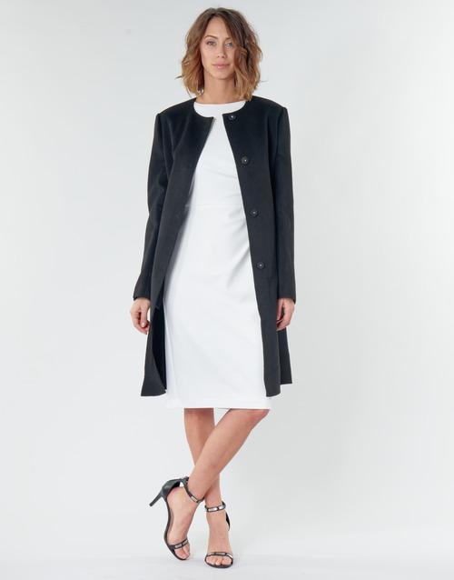 Clothing Women coats Lauren Ralph Lauren Albert Black