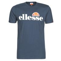 Clothing Men Short-sleeved t-shirts Ellesse SL  PRADO Marine