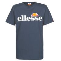 Clothing Women short-sleeved t-shirts Ellesse PAP ALBANY Marine