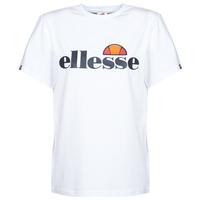 Clothing Women Short-sleeved t-shirts Ellesse ALBANY White