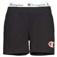 Clothing Women Shorts / Bermudas Champion KOUSANE Black