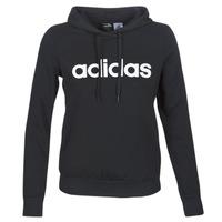 Clothing Women Sweaters adidas Performance E LIN OH HD Black