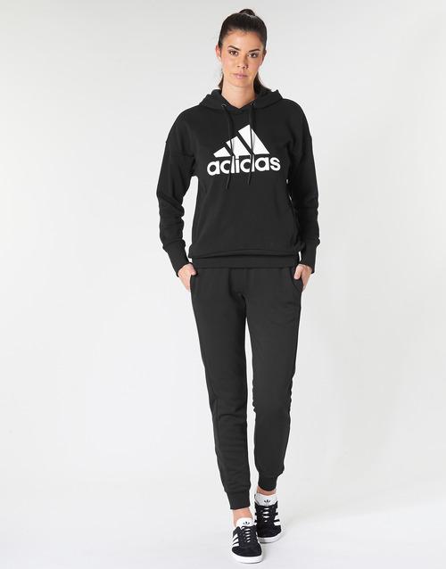 Clothing Women Tracksuit bottoms adidas Performance E LIN PANT Black