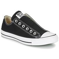 Shoes Women Slip-ons Converse CHUCK TAYLOR ALL STAR SLIP CORE BASICS Black