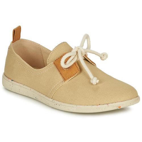 Shoes Women Low top trainers Armistice STONE ONE Beige