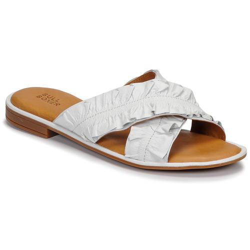Shoes Women Mules Bullboxer 510000T1L White
