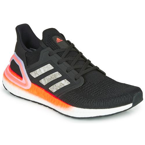 Shoes Men Running shoes adidas Performance ULTRABOOST 20 Black / Grey