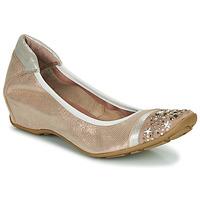 Shoes Women Flat shoes Mam'Zelle FETE Nude