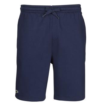 Clothing Men Shorts / Bermudas Lacoste AYCHA Marine