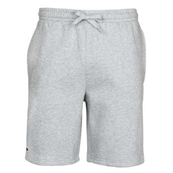 Clothing Men Shorts / Bermudas Lacoste ANJARA Grey