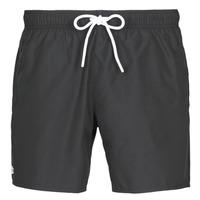 Clothing Men Trunks / Swim shorts Lacoste FLORI Black