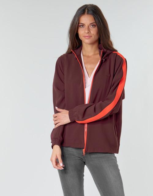 Clothing Women sweaters Lacoste AMINA Bordeaux