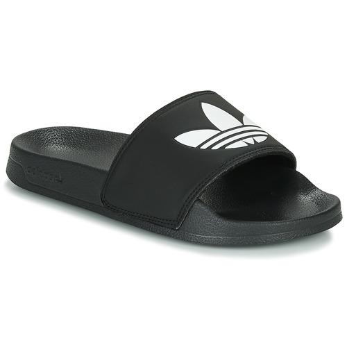 Shoes Sliders adidas Originals ADILETTE LITE Black