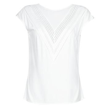 Clothing Women Tops / Blouses Guess SS MALIKA TOP White