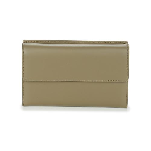 Bags Women Wallets Hexagona  Green