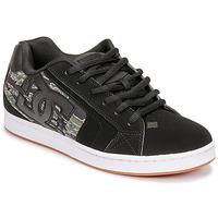 Shoes Men Low top trainers DC Shoes NET SE Black / Camouflage
