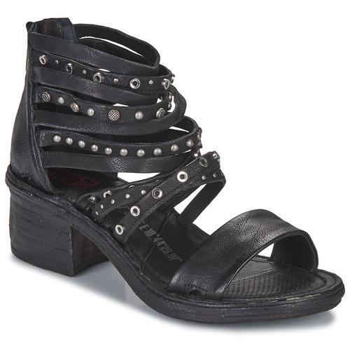 Shoes Women Sandals Airstep / A.S.98 KENYA Black