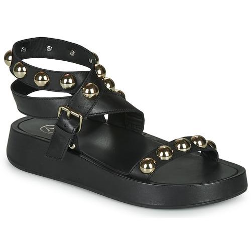 Shoes Women Sandals Ash VOX  black