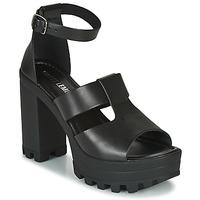 Shoes Women Sandals Sweet Lemon LORIS Black