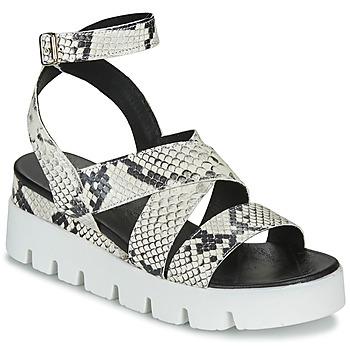 Shoes Women Sandals Sweet Lemon STYSA Python