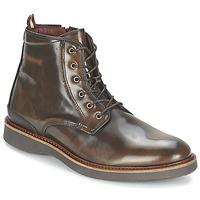 Shoes Men Mid boots Coxx Borba MSATA-605.01 Brown