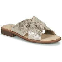 Shoes Women Mules Clarks DECLAN IVY Silver