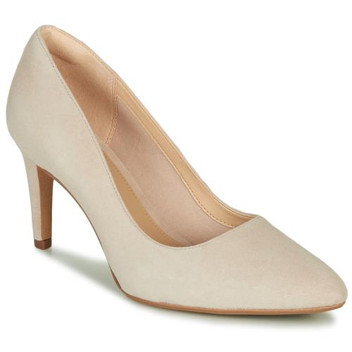 Shoes Women Heels Clarks LAINA RAE Pink