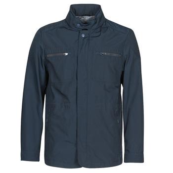 Clothing Men Jackets Geox RENNY FIELD JKT Marine
